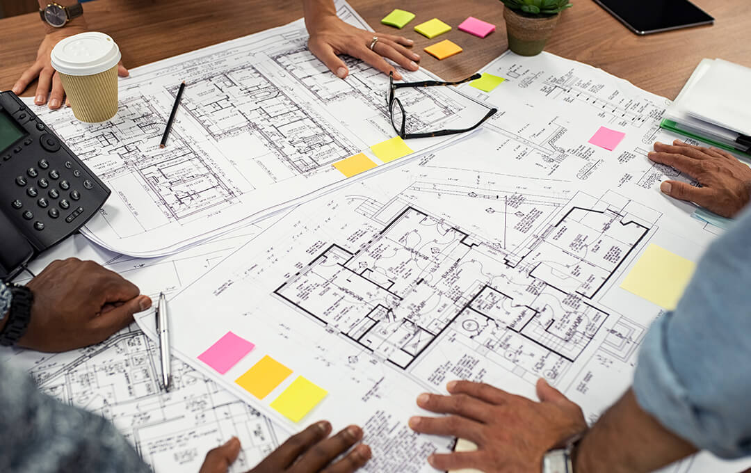 Electrical Contractor Blueprints